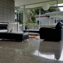 Polished floor 14