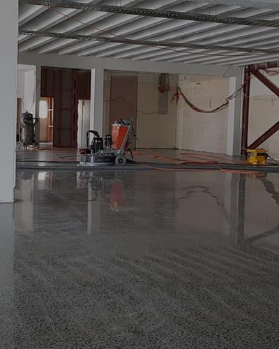 Concrete Polishing Auckland